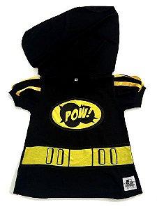 Camiseta com Capa Batgirl