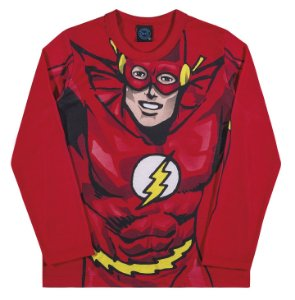 Camiseta Manga Longa Flash
