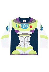 Camiseta Manga Longa ToyStory