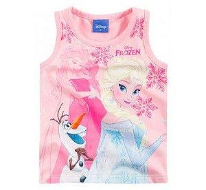 Camiseta Regata Frozen