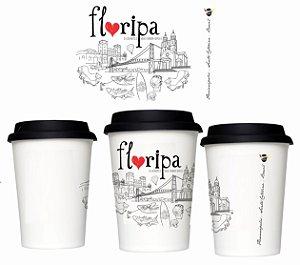 Caneca Viagem Floripa