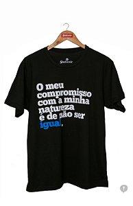 Camiseta Dazaranha - O Cubo