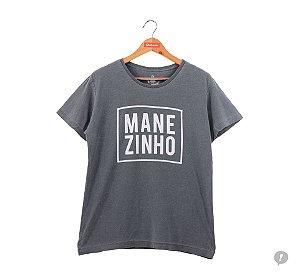 Camiseta Manezinho Grafite Flamê