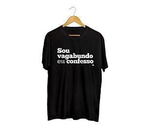 Camiseta Dazaranha - Vagabundo Confesso