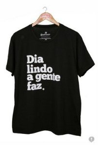 Camiseta Dazaranha - Dia Lindo