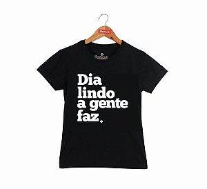 Baby Look Dazaranha - Dia Lindo