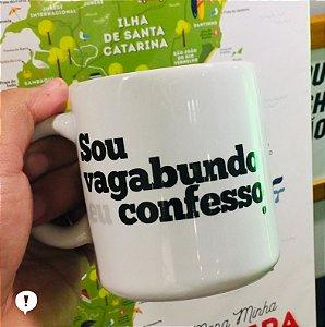 Caneca Dazaranha Vagabundo Confesso