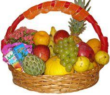 Cesta de Frutas Top