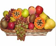Cesta de Frutas Saborosas