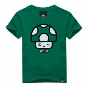 Camiseta Infantil My UP