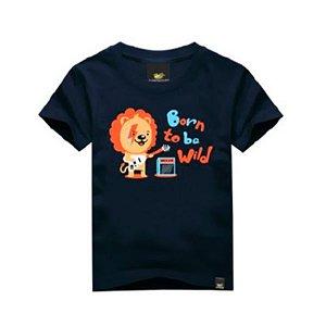 Camiseta Infantil Born to be Wild