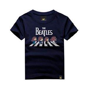 Camiseta Infantil Beatles