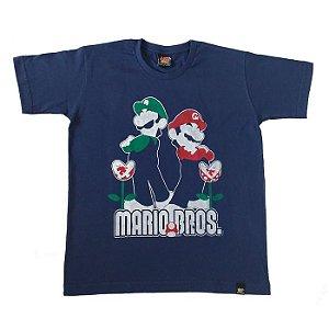 Camiseta Mario Bros.