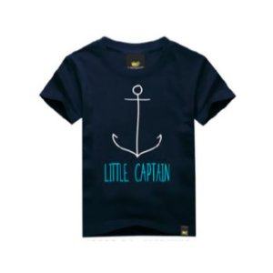 Camiseta Infantil Little Captain