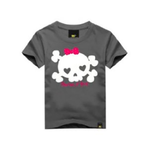 Camiseta Infantil Princess Of Rock