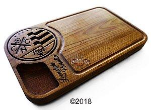 Tabua de carne em madeira, Náutico