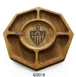 Petisqueira em madeira, Atlético Mineiro