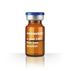 C Prof 230 Hair Loss Solution 5X5ml - Mesoestetic