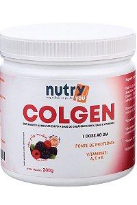 Colgen Colágeno Beauty Drink Frutas Vermelhas