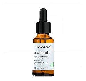 Aox Ferrulic 30ml Serum De Ácido Ferrúlico Anti-idade - Mesoestetic