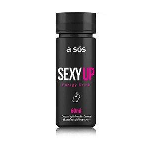 Estimulante Energético Sexy Up Energy Drink - 60ml