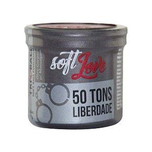 Bolinha Explosiva 50 Tons de Liberdade com 3 un.