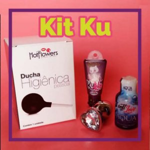 Kit Ku com 4 itens