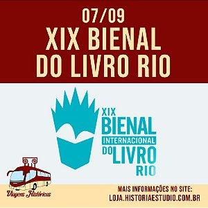 07/09 - Bienal do Livro Rio 2019