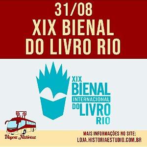 31/08 - Bienal do Livro Rio 2019