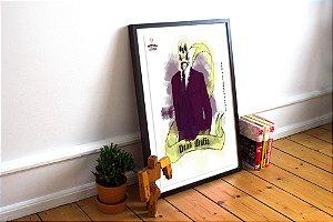 """Poster """"Dead Mafia"""""""