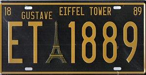 Placa Eiffel