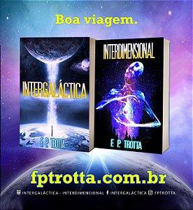 COMBO: Intergaláctica + Interdimensional  AUTOGRAFADOS