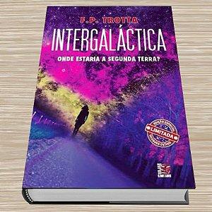 Intergaláctica AUTOGRAFADO (Intergaláctica #1)  Edição Rosa