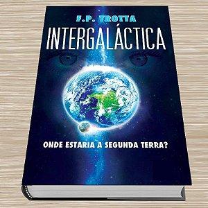 Intergaláctica AUTOGRAFADO (Intergaláctica #1) Edição Azul