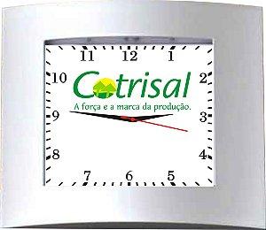 Relógio de Parede Personalizado para Brinde