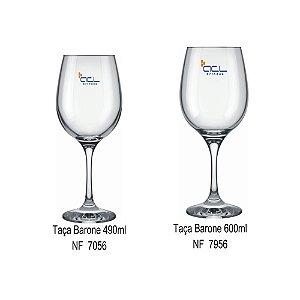 Copos de Vidro Linha Vinho