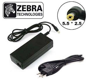 Carregador para Impressora Zebra Tlp2844 Tlp2742 Gc420t
