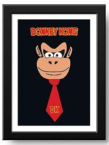 Pôster Donkey Kong