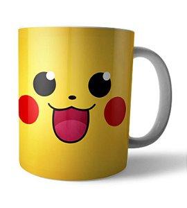 Caneca Pikachu Pokemon