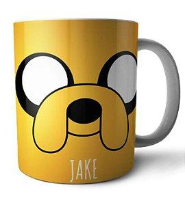 Caneca Hora da Aventura Jake