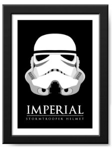Pôster Star Wars Imperial  Trooper