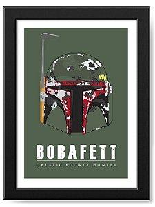 Pôster Star Wars Bobafett
