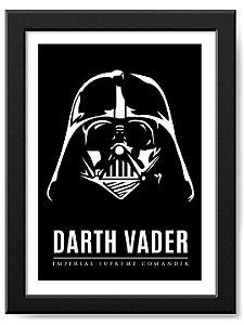 Pôster Star Wars Darth Vader