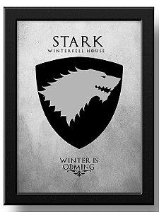 Pôster House Stark