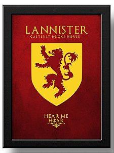 Pôster House Lannister