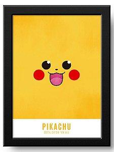 Pôster Pikachu