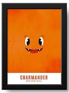 Pôster Charmander Pokémon