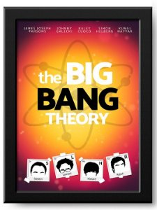Pôster The Big Bang Theory