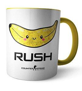 Caneca Rush Banana