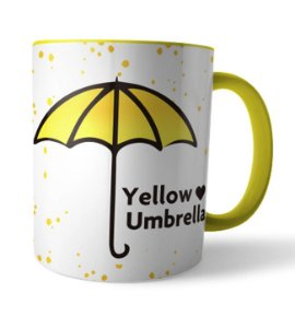 Caneca Yellow Umbrella How i met your mother